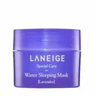 Water Sleeping Mask Laneige LAVENDER mini 15ml .