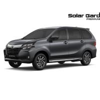 Kaca Film Solargard Black Phantom samping-belakang Toyota Avanza