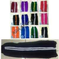 Celana Training Anak Sekolah / Celana Olahraga Sd Size Ll