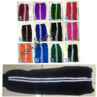Celana Training Anak Sekolah Sd / Celana Olahraga Sd Size L