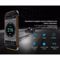 UHANS K5000 HANDPHONE OUTDOOR 3GB/64GB WATERPROOF 5000mAh - Hitam