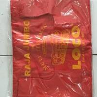 Kantong Plastik Loco Merah Uk. 50 (Jumbo)