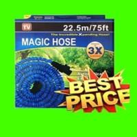 Semprotan Selang Elastis / Magic Hose 22.5 Meter