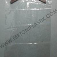 Mika Plastik Pelindung Baju Uk.55X88 Cover Pakaian Dewasa