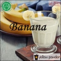 MIX-BANANA POWDER DRINK 1KG/BUBUK MINUMAN PISANG