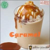 MIX-CHOCO CARAMEL POWDER 1 KG/Bubuk Minuman Choco Caramel