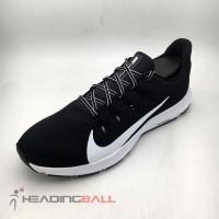 Sepatu Running/Lari Nike Original Quest 2 Black White Cl3787-002 BNIB