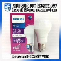 PHILIPS LED Bulb MyCare 12W E27 230V Cahaya Netral 4000K