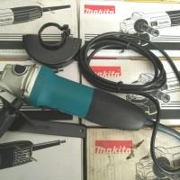 mesin gerinda tangan angle grinder slep 4 inch ga4030 Makita ga 4030