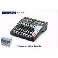 Mixer Audio Soundcraft EFX 8 chennel 8 USB
