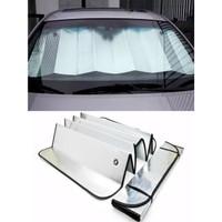 Sun Shield Mobil / Pelindung Anti Panas Kaca Mobil / Tabir Surya Mobil