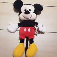 boneka mickey mouse original new arival size small/boneka mickey