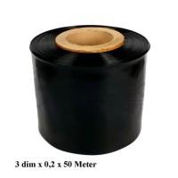 Selang Drip IRIGASI 3 dim x 0.25 micron x 50 meter