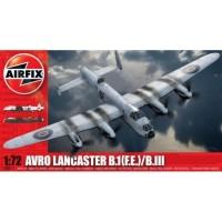 pesawat Avro Lancaster B.I(FE)/B.III 1/72 model kit airfix