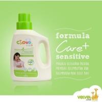 Velvet Junior Cloud Extra Mild Baby Loundry Detergent Netto 1200 ML