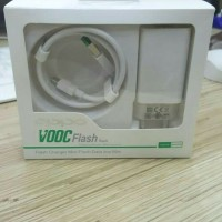 Charger Oppo VOOC Flash F3 F5 F7 F9 F11 Fast Charging Output 4A