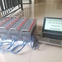 Modem Leka 16 Port Alat Sms Masal Zp169 Paling Dicari