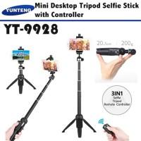 Tongsis Tripod YT 9928 Yunteng Bluetooth 2 in 1 HTI