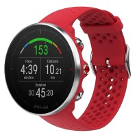 Polar Vantage M Multisport GPS Wrist HRM Watch - Red