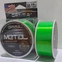 SENAR PANCING OPTIMA METAL GREEN 150M