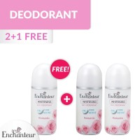 Enchanteur Roll on Romantic - Buy 2 get 1 Free
