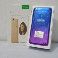 Oppo F5 Bluepurple Limited Edition
