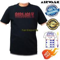Kaos Airwalk Reaves AIWV6M9208BC - Black ORIGINAL