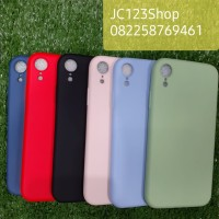 Silicone Case Soft Case Polos Full Coverage Samsung A70