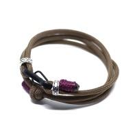 Gelang Mini Carabiner - Paracord Bracelet Simple Casual - 05