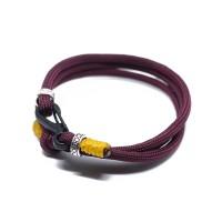 Gelang Mini Carabiner - Paracord Bracelet Simple Casual - 03