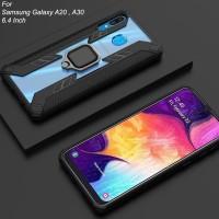 promo Case Samsung Galaxy A20 Hardcase Predator Kickstnad Magnetic