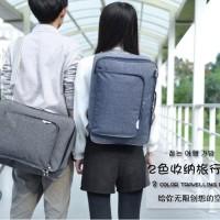 Tas Travel / Korean Travel Bag / Tas Slempang Multifungsi