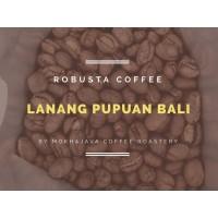 Kopi Lanang Pupuan Bali 200 Gr Robusta Coffee Biji / Bubuk