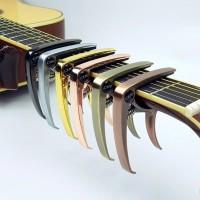 Best Seller Capo Gitar Import Bahan Kuat Alumunium