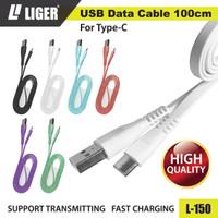 LIGER L-150 Kabel Data Fast Charging Original - TIPE C
