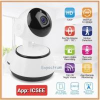 ICSEE Smart IP Camera HD720P Wireless Mini WIFI CCTV IPCAM