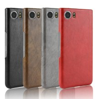 PU Case Casing hp untuk Blackberry KeyOne Custom murah Leather Hard ca