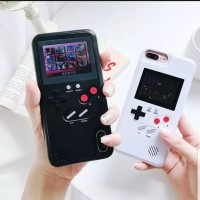 Gameboy Case Colour/Color/Warna iPhone 6 6s 6+ 7 7+ 8 8+ X XR XS XSMax
