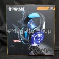 Rexus Vonix F55 Headset Gaming Garansi Resmi