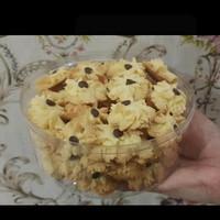 Kue Kering Semprit/Dahlia Butter Cookies Full Butter Premium