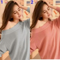 Baju Atasan Wanita Top Blouse Top Sabrina Tabls.656