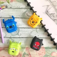 Apple Airpods Case Airpod Kartun Silikon Pouch Mickey Cony Jelly Cute