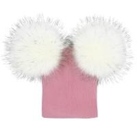 Topi Kupluk Bayi / Anak Laki-laki / Perempuan Bahan Rajut Crochet