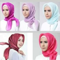 Jilbab Organza / Kerudung Organza / Hijab Organza Organdi