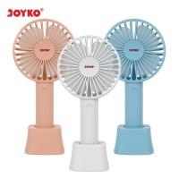 Rechargeable Hand Fan / Mini Desk Fan / Kipas Tangan Joyko Hfn-15 -