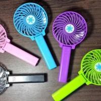Kipas Angin Portable / Kipas Lipat Kipas Genggam Mini Hand Fan