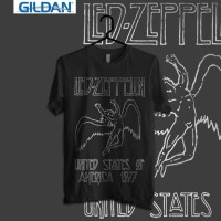 Custom Tshirt Led Zeppelin The Song Remains The Same