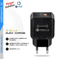 Charger QTAP IO Qualcomm QuickCharge 4.0 Max
