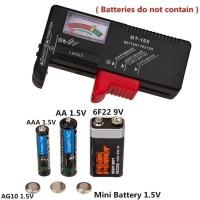Grosir Tester Universal Analog Digital BT168 Alat Cek Baterai Test