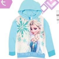 hot price Sz.2-7T Jaket Anak Perempuan Frozen